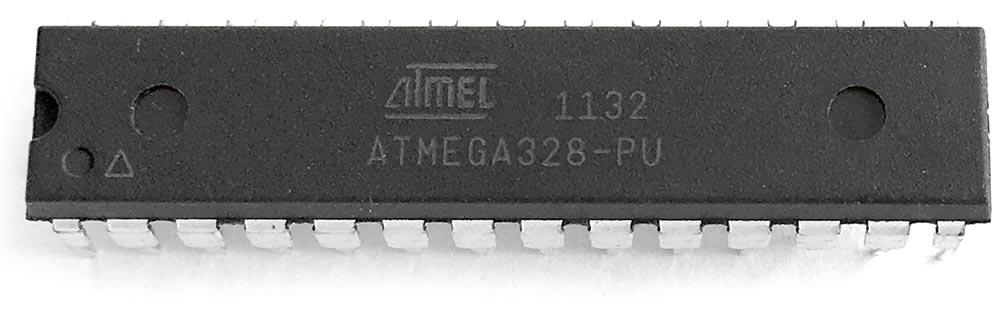 Atmega328pu Arduino Mikrocontroller